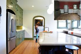 historic kitchen renovation