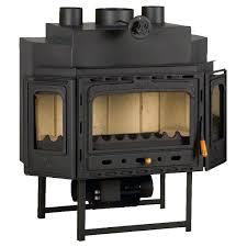 cast iron fireplace doors bread oven solid custom