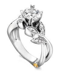 flower engagement rings floral engagement rings flower wedding rings schneider design