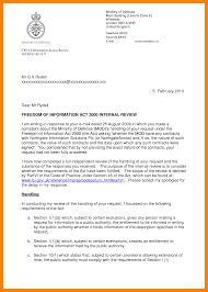 official letter format gallery letter samples format