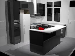 kitchen designs 32 narrow l shaped kitchen designs wood