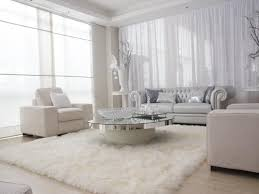 Ideas To Decorate A Living Room With White Living Room Set - White living room decoration