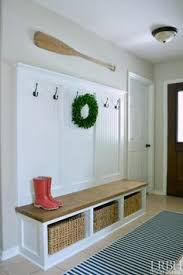 Ikea Foyer Ideas Mud Room Ikea Hack Diy Home Projects Pinterest Mud Rooms