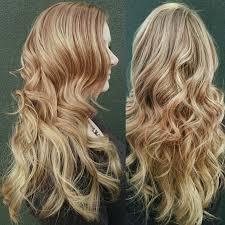 redken strawberry blonde hair color formulas balayage ombre on strawberry blonde hair done as a color