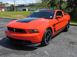 302 mustangs for sale for sale 2012 ford mustang 302 2 door coupe for sale