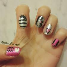 undertale nail art death by glamour mettaton ex undertale amino