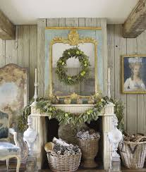 the polohouse decking your halls beautiful french mirror white