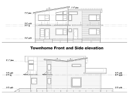 100 affordable house plans cute tiny house plan with two