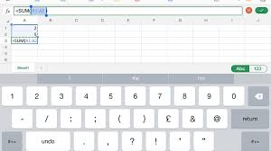 microsoft excel vs apple numbers vs google sheets for ios