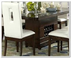 dining table with wine storage dining table with wine storage marble round counter height dining
