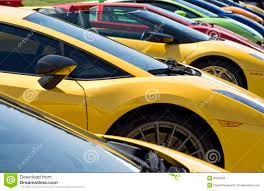 bright orange cars bright orange new american sports car stock images image 28757824