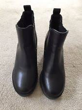 womens boots primark primark ankle boots synthetic leather shoes for ebay