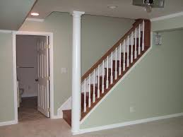 basement stair handrail design jeffsbakery basement u0026 mattress