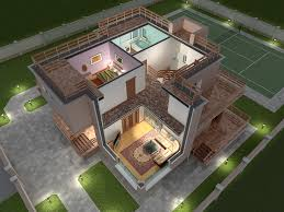 home design 3d ipad 2nd floor 3d interior home design