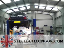 steel buildings uk online store