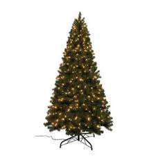 home accents 7 ft noble fir set artificial