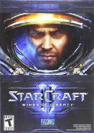 amazon com starcraft ii wings of liberty pc video games