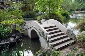 backyard bridges garden bridges wooden bridge designs custom wood backyard ideas