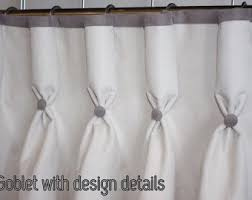 Pinch Pleat Drapery Panels Ombre Sheer Curtains Pinch Pleat French Pleat Grommet Top Rod