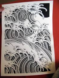 100 wave tattoo design wave tattoo designs pictures to pin