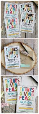 free printable thanksgiving invitations eighteen25