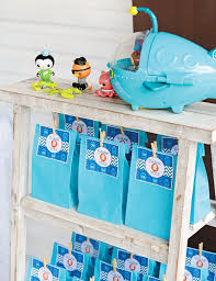 bright u0026 stylish octonauts inspired birthday party hostess