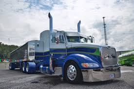 trucking companies with kenworth w900 see the winners from the fitzgerald show