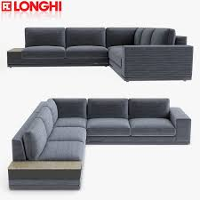 Sofa Section Longhi Sofa Section Model Turbosquid 1208206