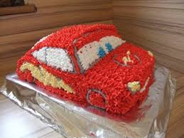 how to make a cars cake lightning mcqueen youtube cakes