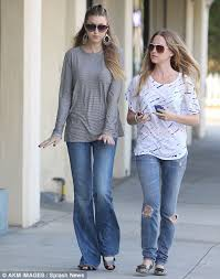 carefree whitney port shows off her manicure as she denies the