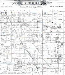 Mn Counties Map Steele County Mn 1897 Plat Map