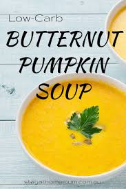 low carb butternut pumpkin soupdeliciously perfect for atkins