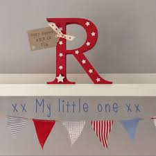 personalised free standing wooden letters wedding birthday