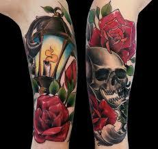 Forearm Skull - top 50 amazing tattoozza
