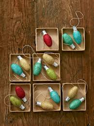 homemade christmas ornaments diy crafts with tree also wood for