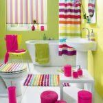 bathroom design colors 43 bright and colorful bathroom design ideas digsdigs within
