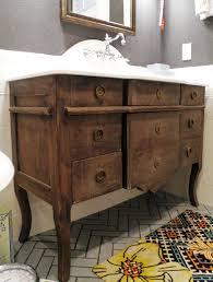 Bathroom Vanity Pinterest by Repurposed Dresser Into Bathroom Vanity For My Dream Home