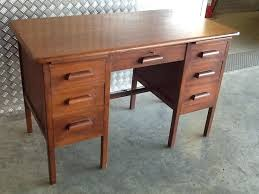 1940s Desk Desk Kidkraft Study Desk With Side Drawers White Computer Desk