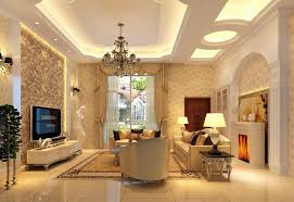 Ceiling Design In Living Room Shows More Than Enough About How To - Designers living rooms