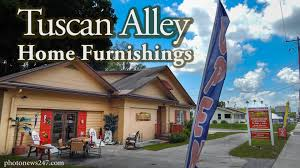 tuscan alley furniture store ruskin fl youtube