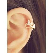 ear cuffs for pierced ears 22 best ear candy images on ear cuffs ears and kitsch