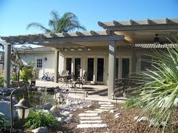the shade makers freestanding patio covers