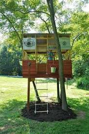 Backyard Fort Ideas 21 Most Wonderful Treehouse Design Ideas For Adult And Kids