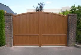 portail pour maison pas cher portail de clôture en aluminium pour maison individuelle