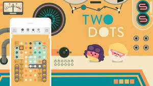 two dots gameplay review walkthrough free game for ios