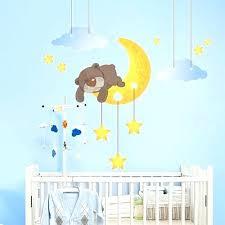 stickers pour chambre bébé fille stickers deco chambre garcon stickers les tanukis sticker mural