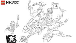 Colouring Page Lego Ninjago Activities Lego Com Us Coloring Page Of