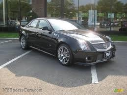 2012 cadillac cts v for sale 2012 cadillac cts v sedan in black 103093 nysportscars