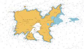 Greece World Map by Limnos Island U2014 Surf Club Keros