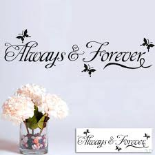 wall ideas wall decor stickers home decor wall stickers quotes bedroom wall decals quotes master bedroom wall decor stickers bedroom wall stickers quotes uk always forever lettering wall decals art home decor black